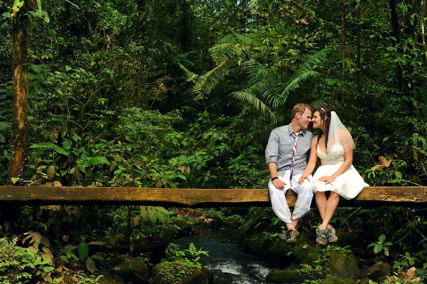 La Fortuna Wedding Planner Costa Rica