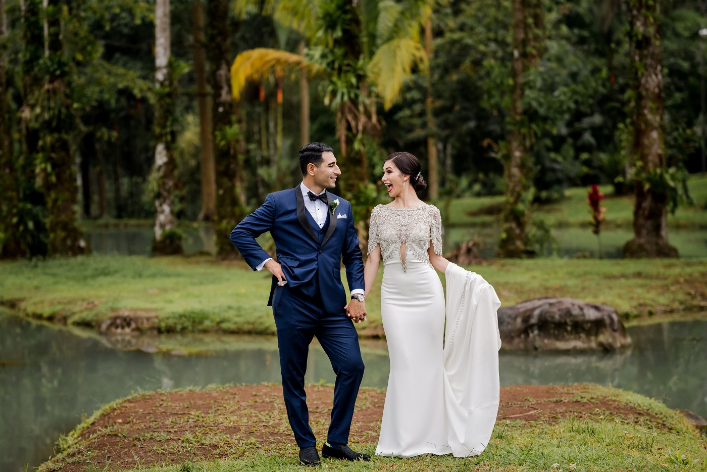 La Fortuna Wedding